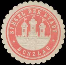 Siegel der Stadt Bunzlau