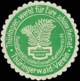 Thüringer werbt für Eure schöne Heimat
