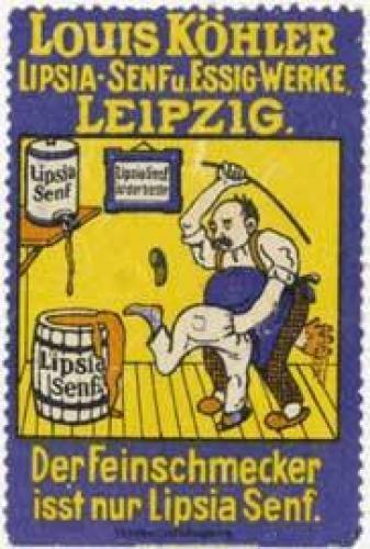 Lipsia-Senf