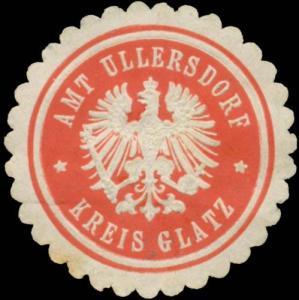 Amt Ullersdorf Kreis Glatz/Schlesien