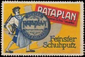 Rataplan Schuhcreme