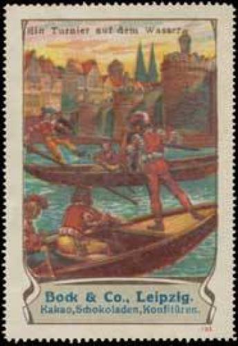 Ein Turnier auf dem Wasser