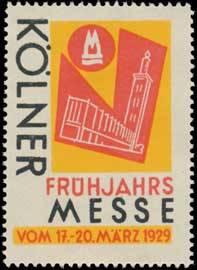 Kölner Frühjahrs Messe