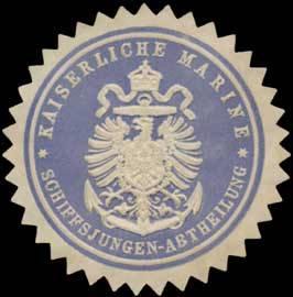 K. Marine Schiffsjungen-Abtheilung