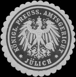 K.Pr. Amtsgericht Jülich