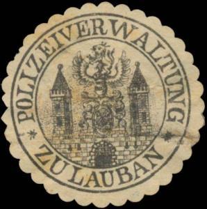 Polizeiverwaltung zu Lauban