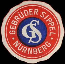 Gebrüder Sippel - Nürnberg