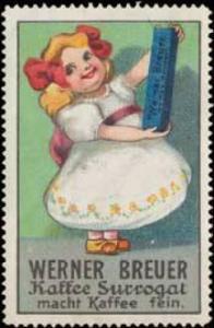Werner Breuer Kaffee Surrogat (Kind)