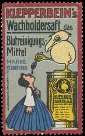 Kluger Vogel