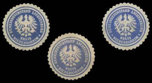 Berlin Lichtenberg Sammlung