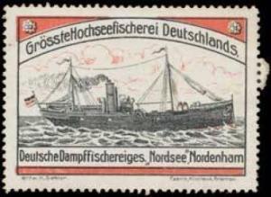 Fischereischiff