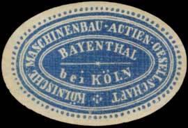 Kölnische Maschinenbau AG