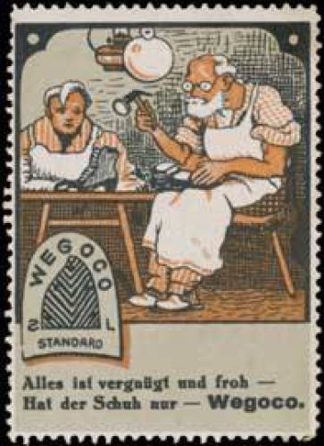 Wegoco Schuhabsatz