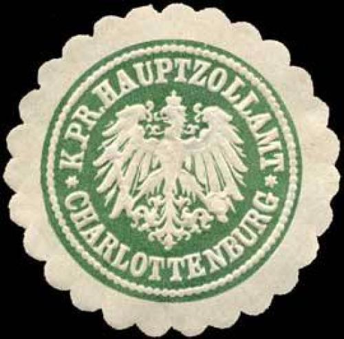 K.Pr. Hauptzollamt Charlottenburg