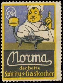 Morma der beste Spiritus-Gaskocher