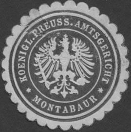 K.Pr. Amtsgericht Montabaur