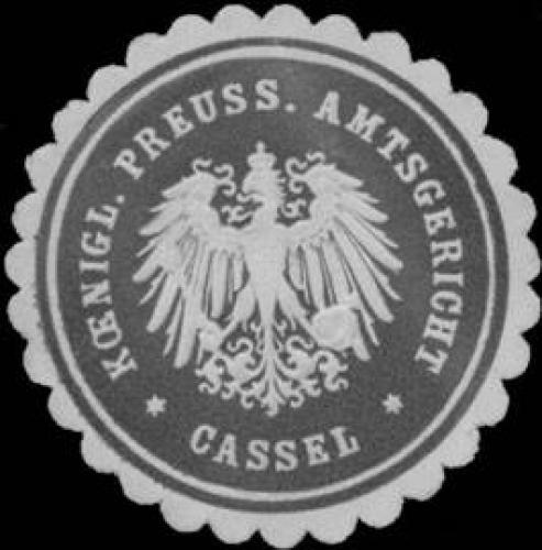K.Pr. Amtsgericht Cassel