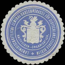 Landwirtschaftliche Central-Darlehnskasse für Deutschland