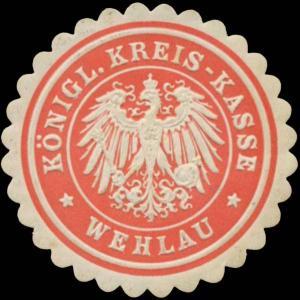 K. Kreis-Kasse Wehlau