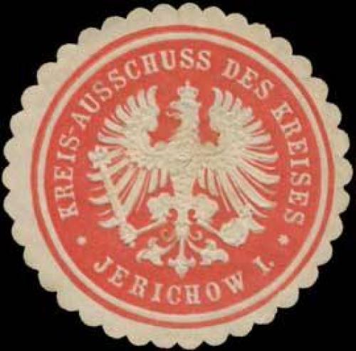 Kreis-Ausschuss des Kreises Jerichow I.