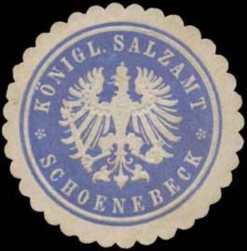 K. Salzamt Schoenebeck