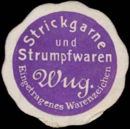 Strickgarne & Strumpfwaren Wug