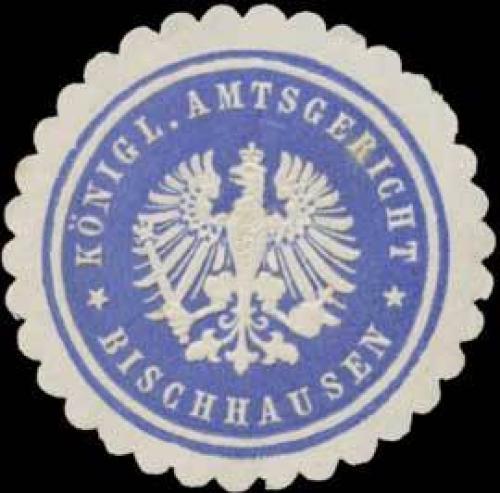 K.Pr. Amtsgericht Bischhausen