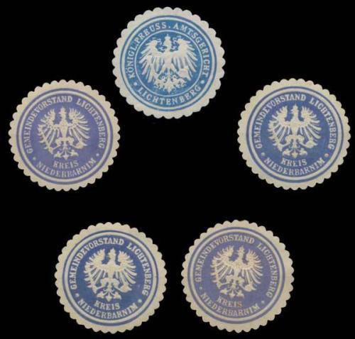 Lichtenberg Berlin Sammlung