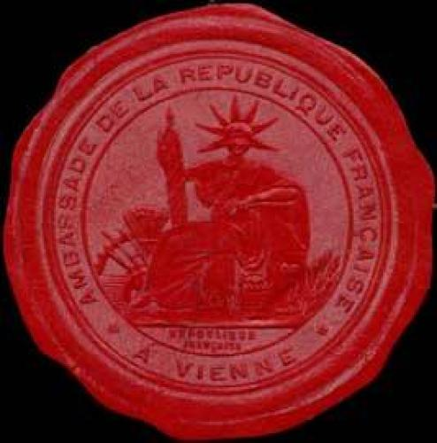 Ambassade de la Republique Francaise a Vienne