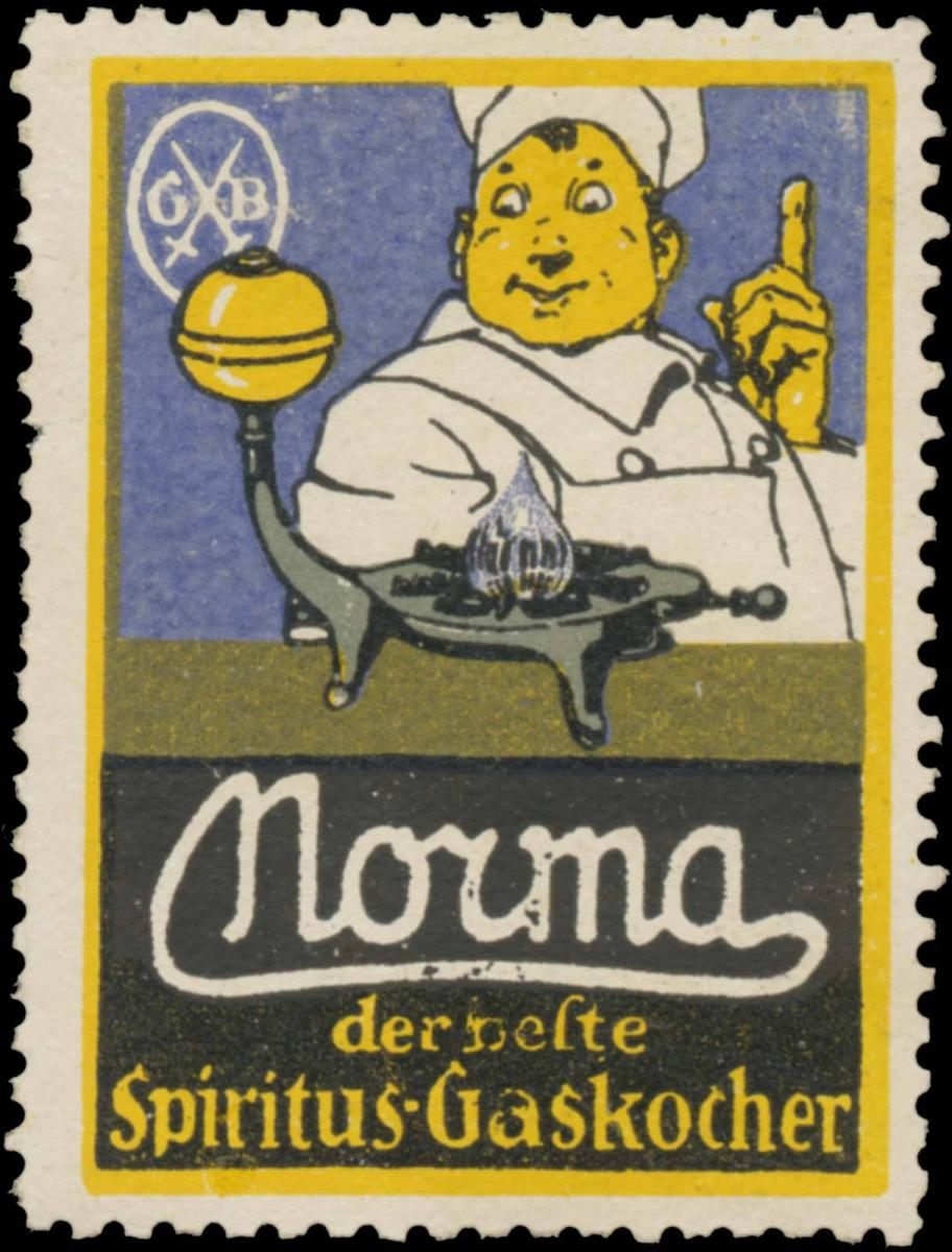 Norma Spiritus-Gaskocher