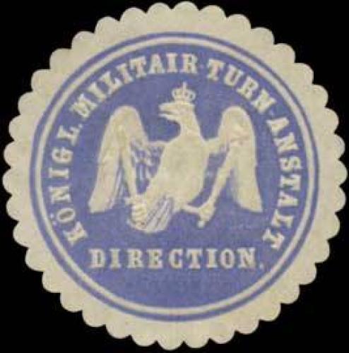 K. Militair-Turn-Anstalt Direction