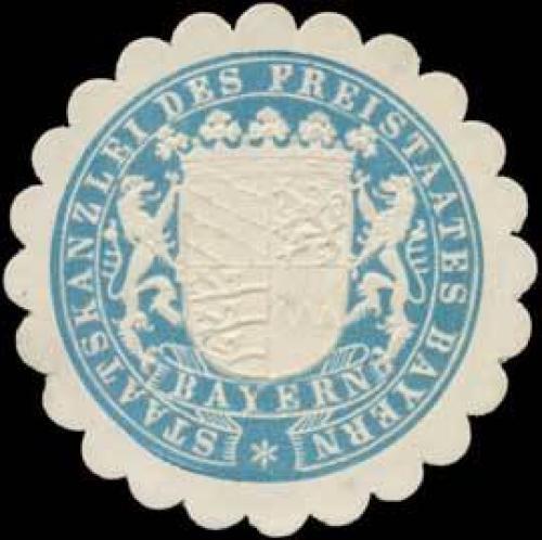 Staatskanzlei des Freistaates Bayern