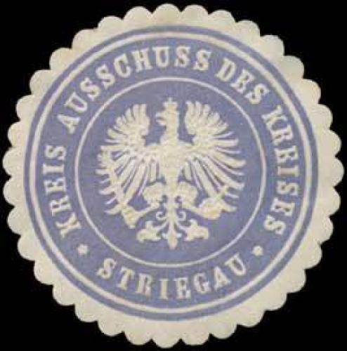 Kreis Ausschuss des Kreises Striegau