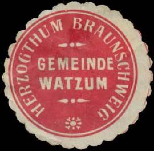 Gemeinde Watzum H. Braunschweig