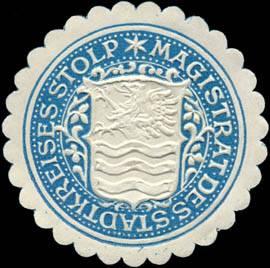 Magistrat des Stadtkreises Stolp