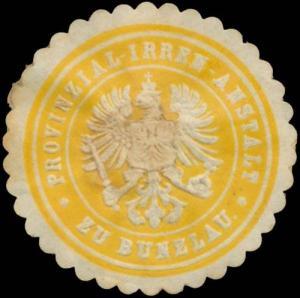 Provinzial Irrenanstalt zu Bunzlau