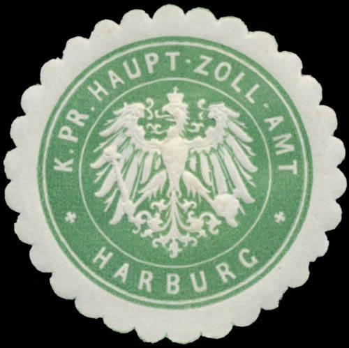 K. Pr. Hauptzollamt Harburg