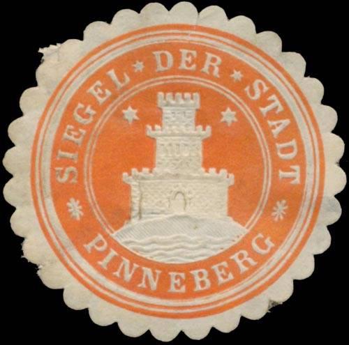 Siegel der Stadt Pinneberg