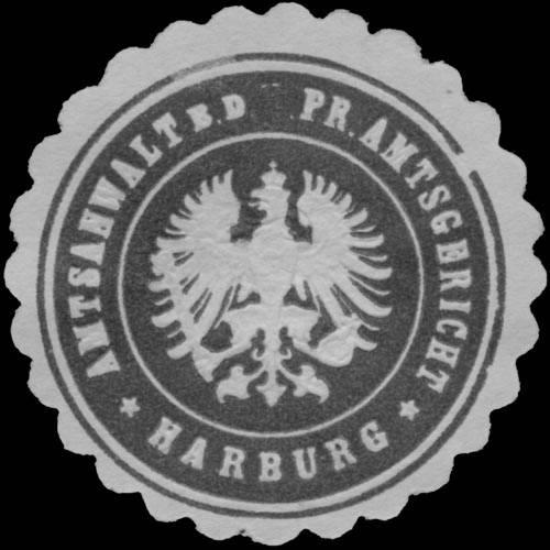 Amtsanwalt b.d. Pr. Amtsgericht Harburg