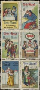 Aecht Franck Kaffeeersatz Sammlung