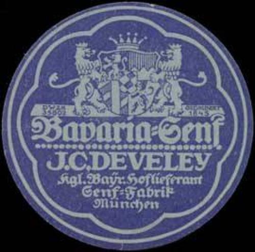 Bavaria-Senf