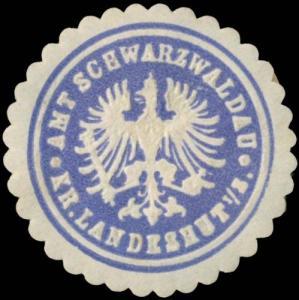 Amt Schwarzwaldau Kreis Landshut/Schlesien