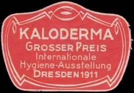 Kaloderma Creme