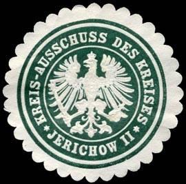 Kreis - Ausschuss des Kreises - Jerichow II
