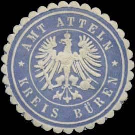Amt Atteln Kreis Büren