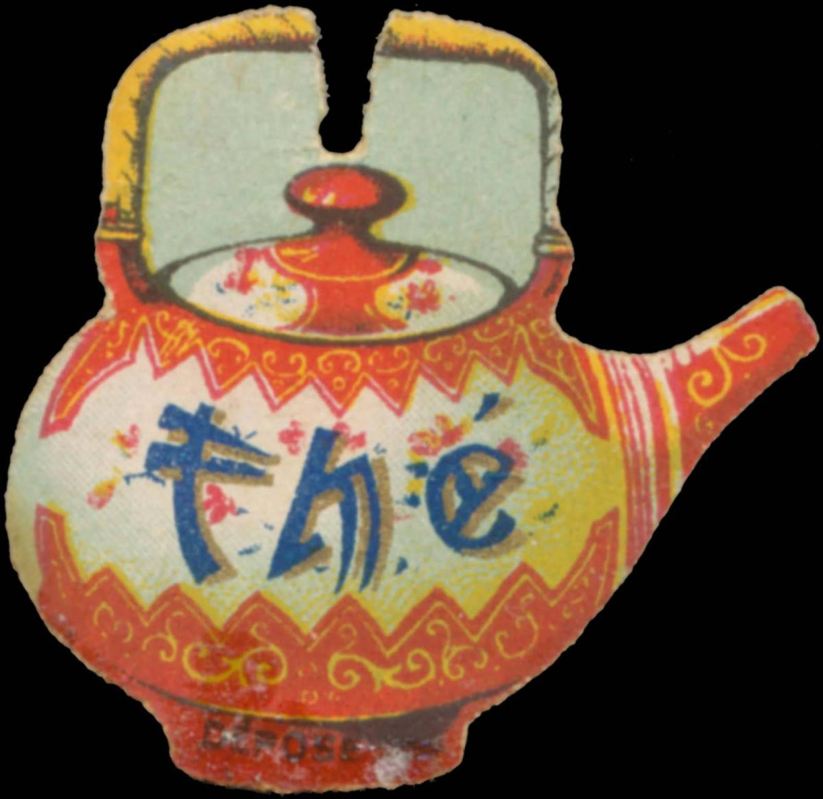 Tee von Teekanne