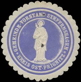 Gemeinde-Vorstand Steffenshagen Kreis Ost-Prignitz