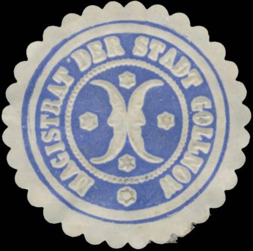 Magistrat der Stadt Gollnow/Pommern