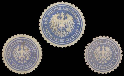 Lutherstadt Wittenberg Bezirk Halle Sammlung