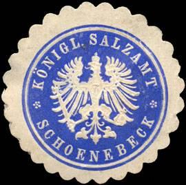 K. Salzamt - Schoenebeck